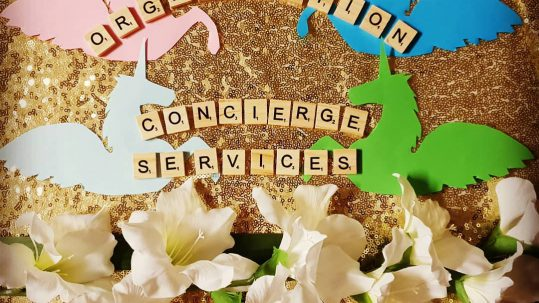 organisation, concierge services